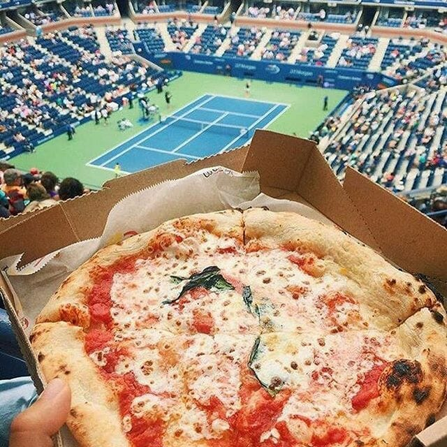 Marra Forni at the US Open
