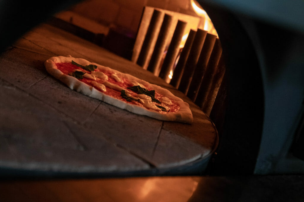 Gas Fired Rotator Oven