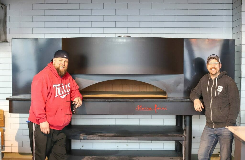 MS Series Brick Oven