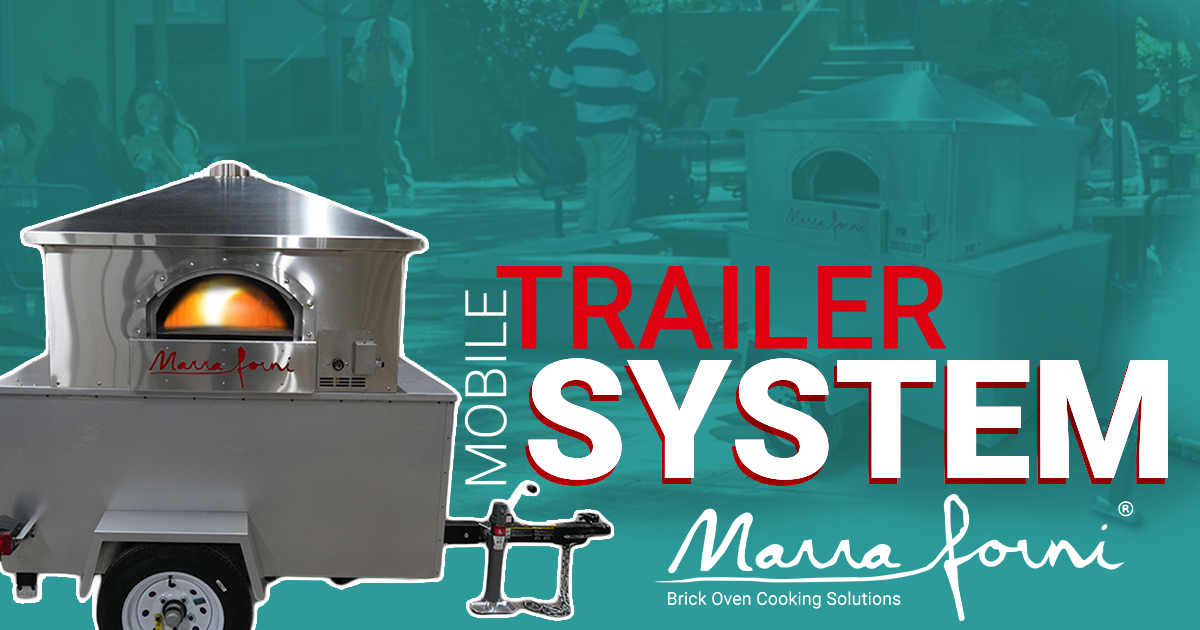 Image of Marra Forni Mobile's Trailer System